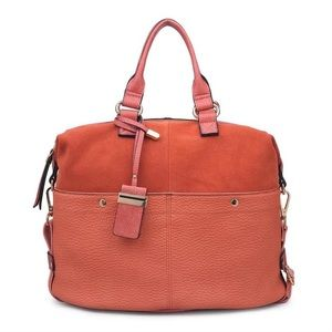 MODA LUXE LONDON SATCHEL - New with tags